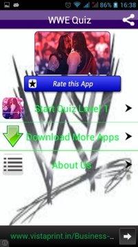 Wrestling Quiz on WWE Raw