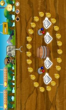 Theft Gold Miner