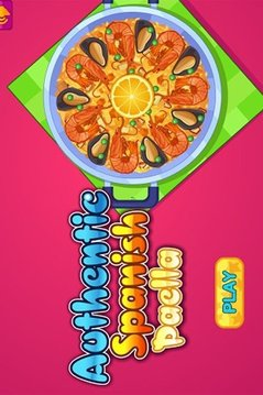 Authentic Spanish Paella cooking games