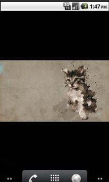 ultra Kittens Live Wallpaper