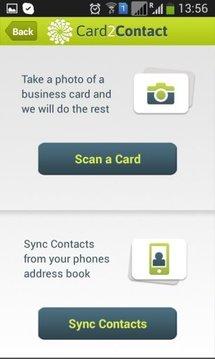 Card2Contact