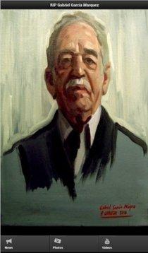 RIP Gabriel Garcia Marquez