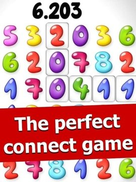 Connect 10 - Math Puzzle Game