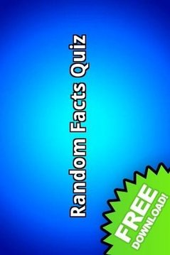 Random Facts Quiz