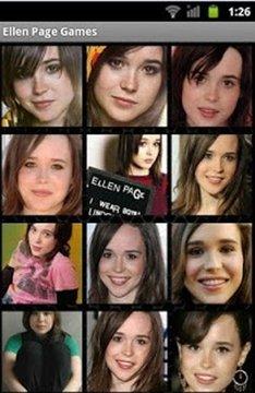 Ellen Page Games