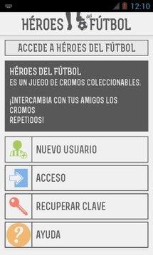 Héroes del Fútbol