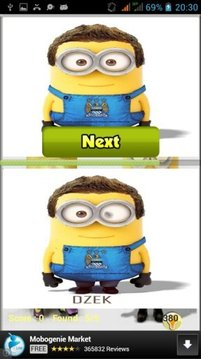 Football Minion Difference
