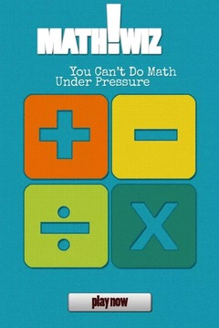 Math Wiz Workout