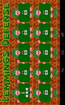 Lemmings Defense
