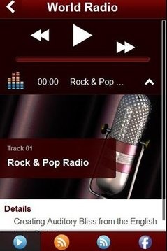 World Radio - Music Player