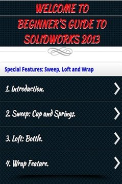 Solidword 2013 Tutorial