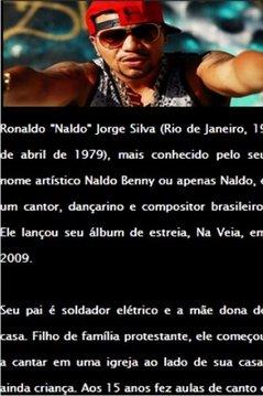 Naldo Benny Letras