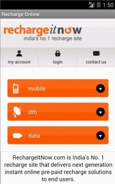 Free Recharge Online