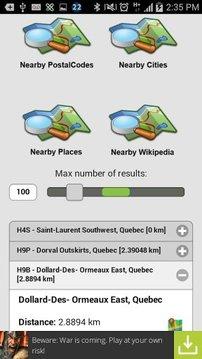 Places App - Places Near Me