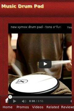 Music Drum Pad