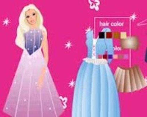 Free online barbie princess dress up games