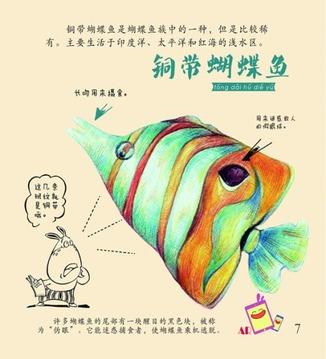 奇趣自然004神奇的鱼S1黑