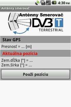 Antenna Aligner DVB-T
