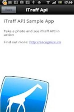 iTraff API Sample App