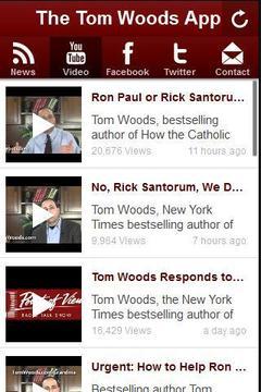 The Tom Woods App