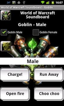 WoW Soundboard Goblins