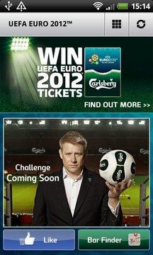 UEFA EURO 2012 TM by Carlsberg