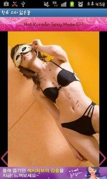 한류 스타 닮은꼴 - 섹시 비키니, 란제리 화보