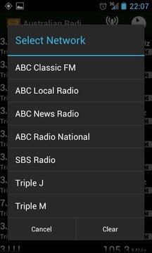Australian Radio Guide