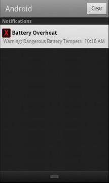 Phone Overheat Alert