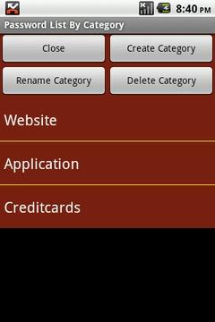 Kalyani Password Vault Lite