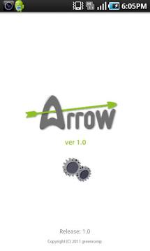 返信のあるライフログ Arrow