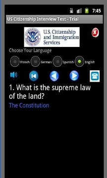 US Citizenship Test - Full Ver