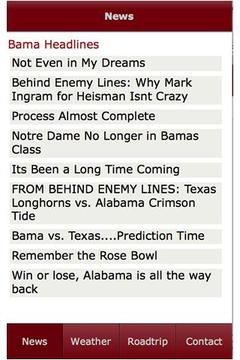 Alabama Football 2011