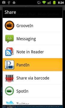 PandIn - Station Creator