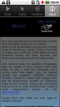 Radio CN USA - Canção Nova