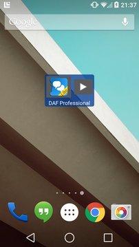 DAF Professional Lite