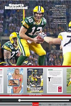 Sports Illustrated - Tablet