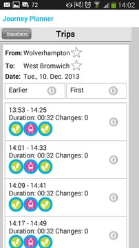 Network West Midlands