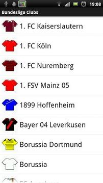 Bundesliga Explorer