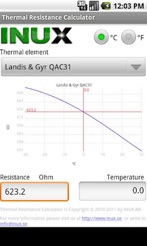 Thermal Resistance Calculator