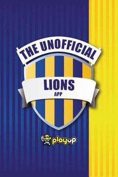 Lions Ligue 1 EN App