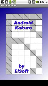 Android Kakuro