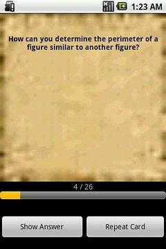 Math Basics Flash Cards