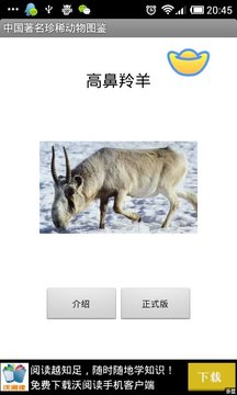 中国著名珍稀动物图鉴