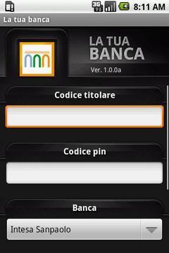 La tua banca