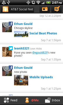 AT&T Social Net