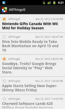 zReader (Google Reader | RSS)