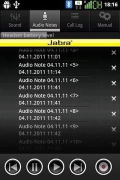 Jabra SUPREME application