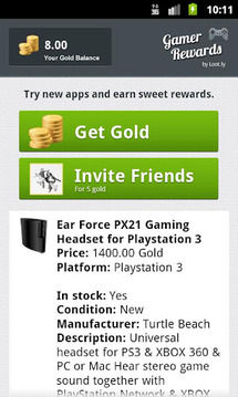 Gamer Rewards Free