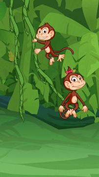 Monkey Business ScreenSaver